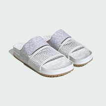 Adidas Women's By Stella Mc Cartney White STELLA-LETTE Slides Size 5 Us FV6527 - $128.67