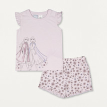 Disney Frozen Girls Kids Summer Pyjamas New with Tags various sizes free... - $26.94
