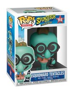 NEW SEALED Funko Pop Figure Spongebob Out of Water Squidward Tenticles - $13.99