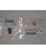 Case Oil Drain Plug OEM Yamaha YFZ450 YFZ 450 YZ450F WR450F YZ450 YZ WR ... - $4.95