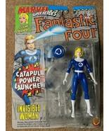"MARVEL Superheroes Fantastic Four 5"" Sue Storm/Invisible Woman Action Fi... - $4.94"