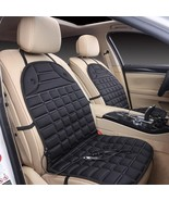 Warm Car Seat Cushion Covers Heated Seat Cover Auto Car 12V Heating Pad ... - $22.49