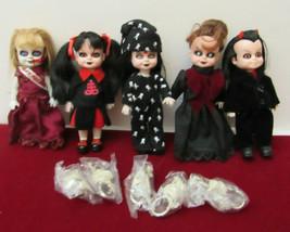 Series 2 MINI Living Dead Dolls FULL SET DEBOXED MINT Mezco - $65.00