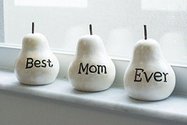 Sano Naturals Gifts for Mom From Daughter or Son Unique Prime Clay Pears... - $22.09