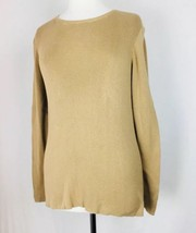 Ann Taylor Size L Shirt Pullover Top Long Sleeve Casual Everyday - $12.18