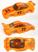 1977 Ideal Tcr Slot Less Porsche Trans-Am Car Body MK2 - $14.84