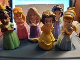Disney Parks Princess Squeeze Toys  - $25.00