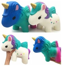 30cm Jumbo Super Giant Unicorn Soft Squishy Slow Rising Squeeze Relief Kids Toy - $22.75