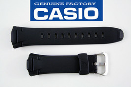 Genuine Casio G-Shock Rubber Watch Band STRAP BLACK GWM-500F GW-500U GW-... - $14.95