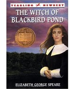 The Witch of Blackbird Pond by Elizabeth George Speare - Paperback - Ver... - $1.25