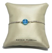Bracelet Antica Murrina Venezia Silver 925 and Murano Glass AMVJWBT009C07 - $48.06