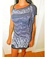 AllSaints Asymmetrical T-shirt Dress Size 8 - $39.59