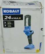 KOBALT 1260302 Cordless Work Light 24V Max 700 Lumens TOOL ONLY - $55.99
