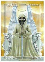 Magic The Gathering MTG Promo Token Angel 4/4 Card Kingdom - NM - $2.95