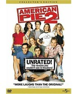 American Pie 2 (Unrated Full Screen Collector's Edition) - $9.89