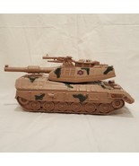 "Army Tank U.S. TC 4000 Rapid Rescue Unit 18 Toy Plastic 2003 No Sound 4"" - $10.99"