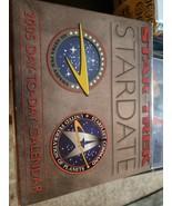 Star trek stardate 2005 calendar brand new  - $12.99