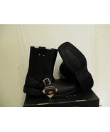 Harley davidson men riding boots troy size 9.5 new with box  - $148.45