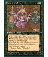 Magic: The Gathering: Fallen Empires - Basal Thrull (C) - $0.25