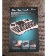 Tickbox Mini Portable Wireless Keyboard Mouse Combo Xbox 360 PS3 PCs Sma... - $39.19