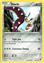 Pokemon - Mawile (78/122) - XY BREAKPoint - $0.85