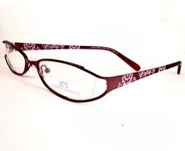 Laura Ashley Girls Best Friend Cranberry Eyeglasses  Frames Children 49-17-130 - $69.26