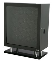 VOLTA Automatic 16 Watch Winder Carbon Fiber Signature Series Box Displa... - $2,395.00