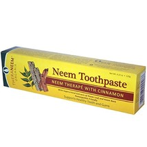 TheraNeem Cinnamon Toothpaste Organix South 4.23 oz Paste - $10.01