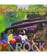 Family Vacation Fun Travel Tunes (CD, 2000) - $6.00
