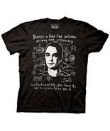 The Big Bang Theory Sheldon Wrong or Visionary T-Shirt size L - $13.54