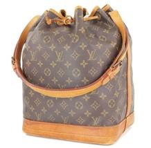 Authentic LOUIS VUITTON Noe Monogram Shoulder Tote Bag Purse #33272 - $349.00