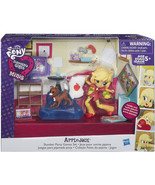 My Little Pony Equestria Girls Minis AppleJack Slumber Party Games Set NEW - $16.99