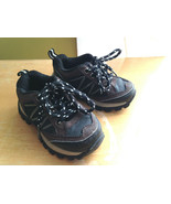 EUC!  BUSTER BROWN Adorable Baby Boy Unisex ETHAN Sneakers Infant Shoes 6  - $23.76