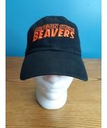 Nike Oregon State Beavers Hat Cap  Black  & Orange Adjustable Nike Herit... - $11.88