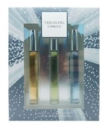 Vera Wang  Embrace Rollerball Trio Gift Set: Periwinkle and Iris, Green ... - $18.99