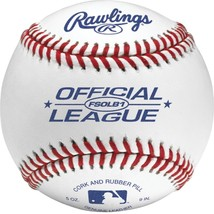 Rawlings Flat Seam Official League Competition Grd Baseball - $66.96