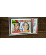 1969 TOPPS SIGNED AUTO ROOKIE CARD Leon McFADDEN Houston Astros #156 PSA - $100.59