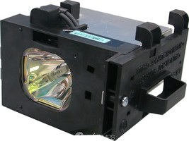 Oem Bulb With Housing For Panasonic PT-50LCX64 Projector With 180 Day Warranty - $76.23