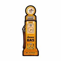 Busted Knuckle Passmore Gas Pump Metal Sign Plasma Cut - $49.95