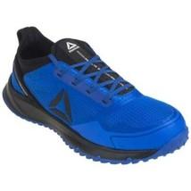 Reebok Steel Toe All-Terrain Lace-Up Slip-On Work Shoe 7 to 15 in Blue - $99.64