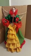 "The Bombay Company 16"" ANGEL TREE TOPPER Christmas Ornament BBSS0266 NIB - $19.75"