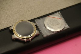 New Gucci  Replacement Bezel, Case, Back and  Crystal - 9040 M - 2 -Tone - $99.95