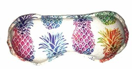 Pineapple Eye Pad Hot Cold You Pick A Scent Microwave Heating Pad Reusable - $9.99