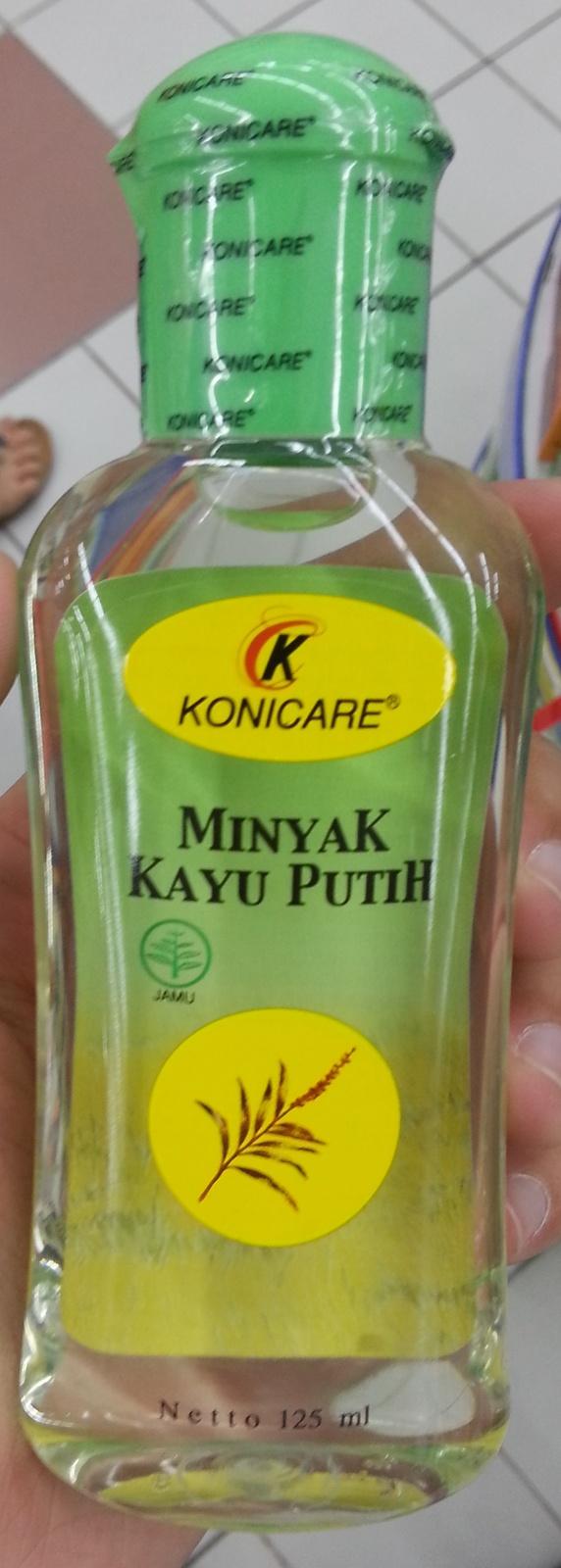 Konicare Minyak Kayu Putih 125ml Daftar Harga Terkini Dan Paket 3 Pcs Mtk027 Oleum Cajuputi Oil Jamu Health Care 1