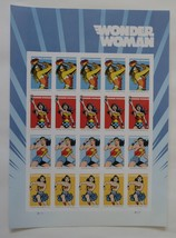 2017 Wonder Woman USPS Post Office Forever Stamps  - $15.99