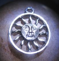 Haunted Free W $25 Charm Extraordinary Luck Silver Sun Magick Cassia4 - $0.00