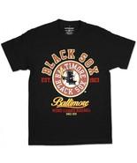 NLBM Negro Leagues Graphic Tee Baltimore Black Sox - $22.00