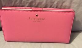 Kate Spade New York Stacy Cedar Street Wallet  Rougepink Clutch PWRU3905... - ₨5,657.01 INR
