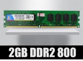 4gb 533 667 800HMz PC2 6400 Memory ddr 2 PC2-6400 240pin For AMD Intel Desktop - $47.45+