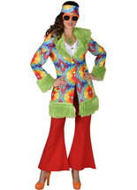 Deluxe Hippy Chick 60's / 70's - Sizes 6 to 24  - $38.63+
